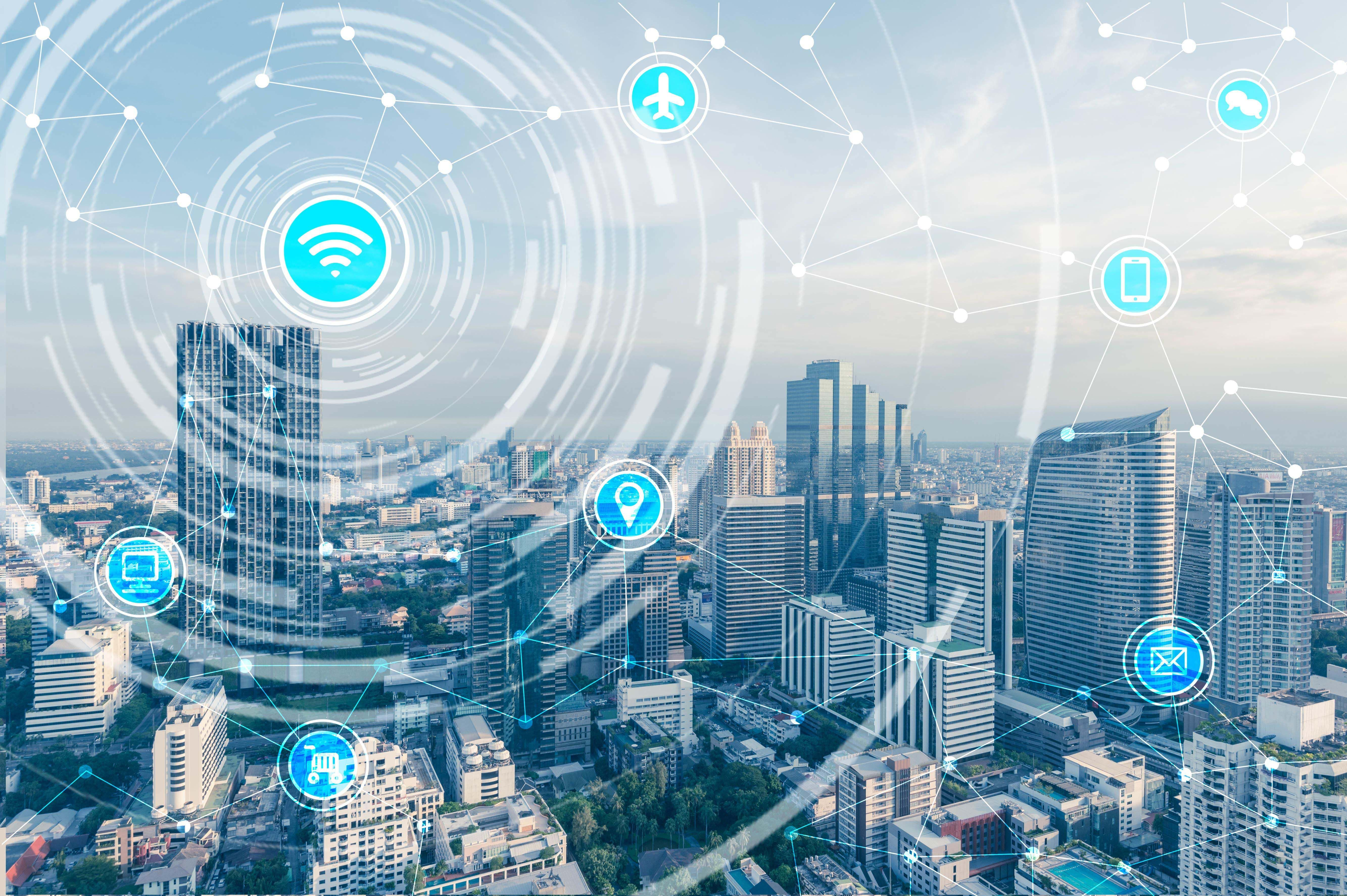 Internet of Things (IoT) Connectivity Solutions